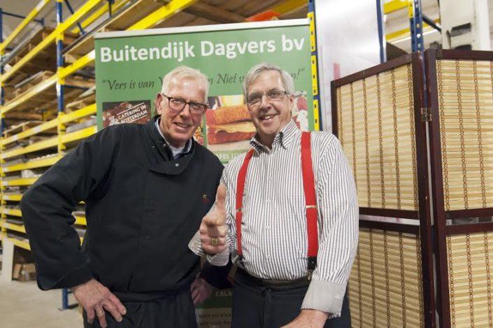 """""""Oom"""" Cok Verkeij van Buitendijk Rotterdam"""