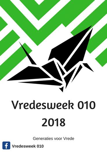 Vredesweek 2018